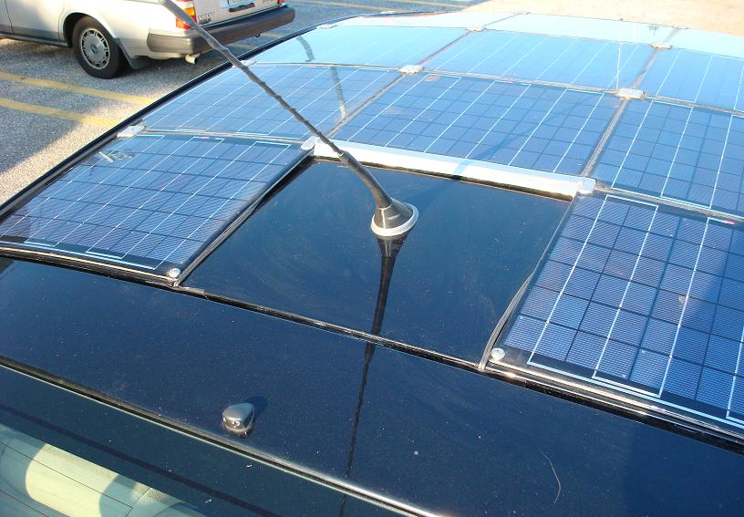 But With 200 Watts Of Solar Panels This Equates To About